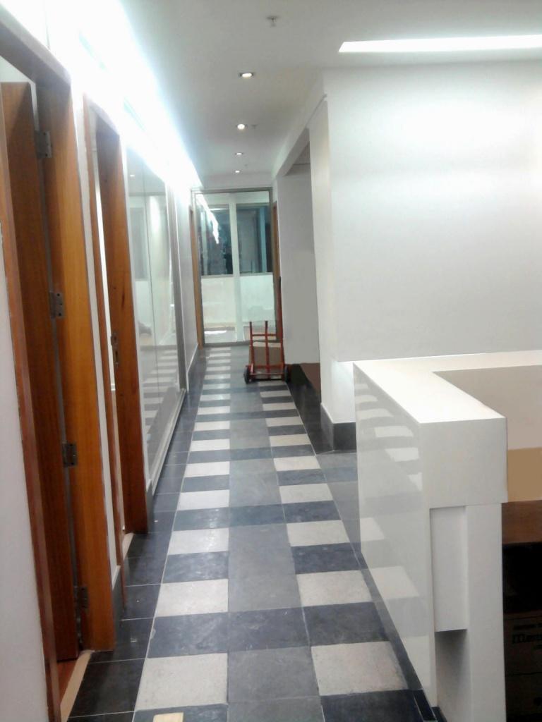 Remodelaci n oficinas abogados quinzio compa a for Remodelacion oficinas