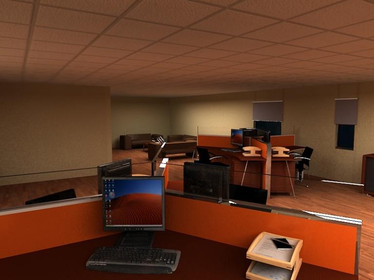 Remodelacion modulos de oficina 19 y 20 minera escondida for Modulos de oficina